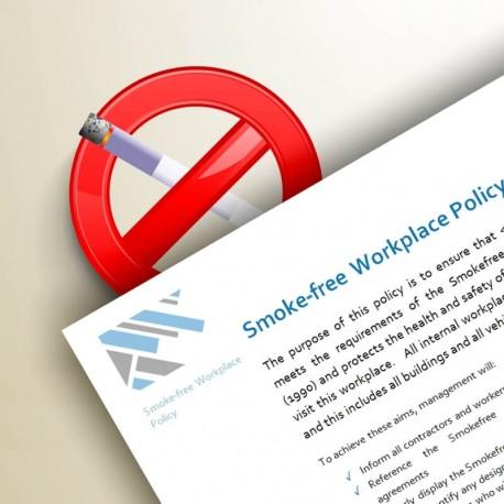 Smoke-free Workplace Policy