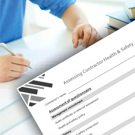 Assessing Contractors Health and Safety
