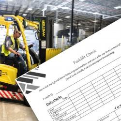 Forklift Check