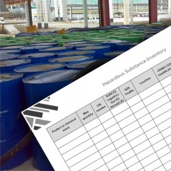 Hazardous Substance and Waste Inventory