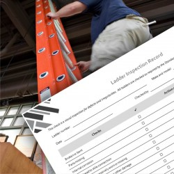 Ladder Inspection Record