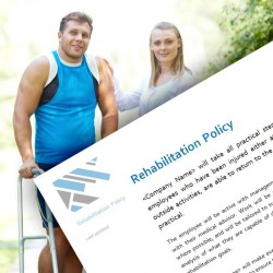 Rehabilitation Policy