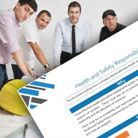 Health and Safety Responsibilities