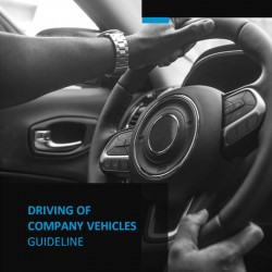 Driving of Company Vehicles Guideline