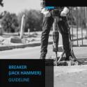 Breaker (Jack Hammer) Guideline