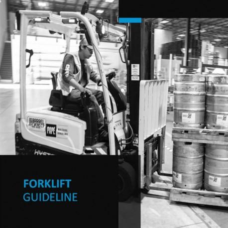 Forklift Guideline