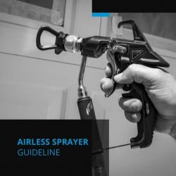 Airless Sprayer Guideline
