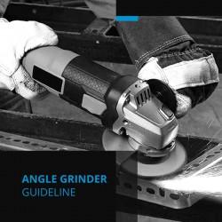 Angle Grinder Guideline