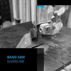 Band Saw Guideline