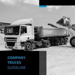 Company Trucks Guideline