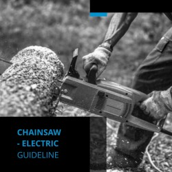 Chainsaw - Electric Guideline